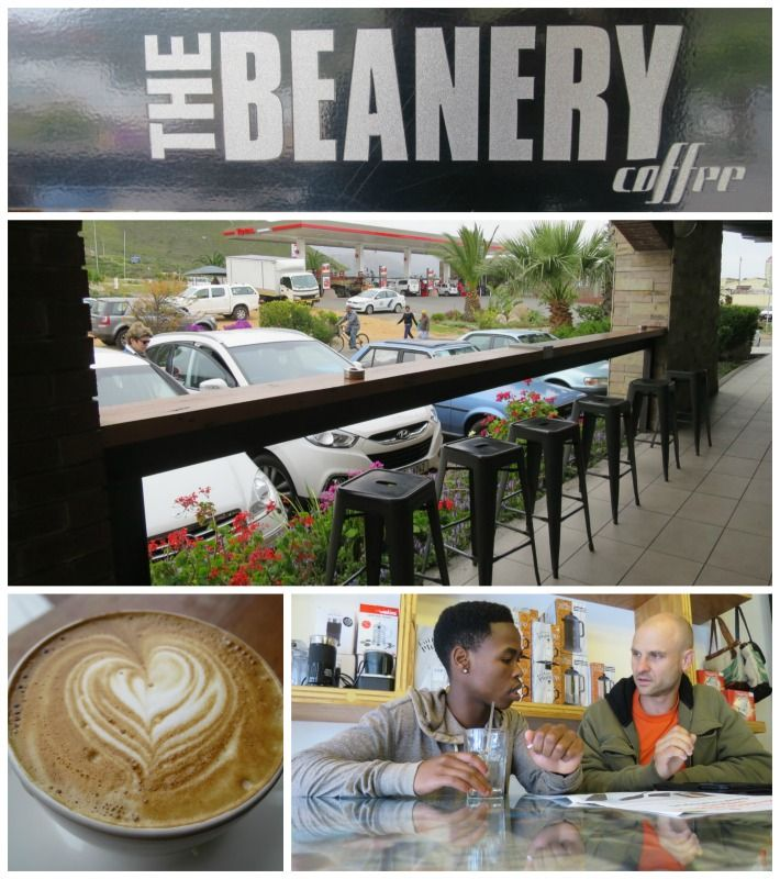 The Beanery Address: Shop C8 Gateway Centre Tel: 028 - 312 2416 Email : arabikaz@telkomsa.net