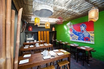 Bamboo Dumpling Bar, Royal Albert Hotel, Surry Hills