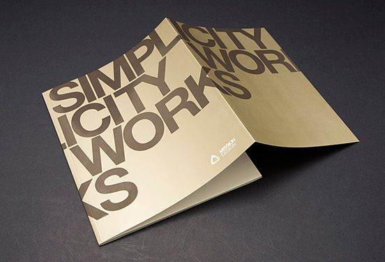 30 Best Brochure Designs for Your Inspiration | The Design Inspiration