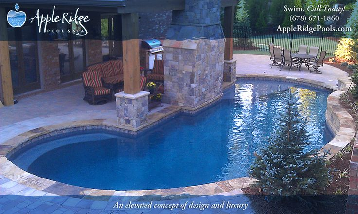 17 best images about pools on pinterest home design for Swimming pools for small yards