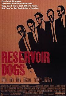 Reservoir dogs..yes