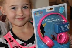 I'm Giving Away 1 KidzPhonz™ Express Yourself™ Headphones  - You might be interested?