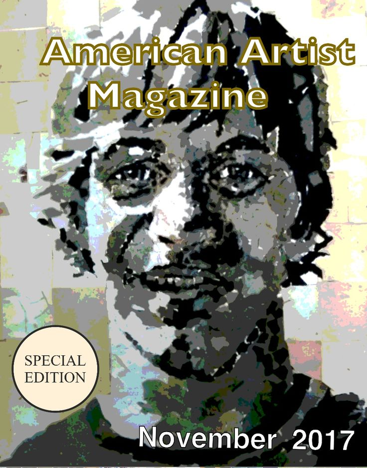 Magazine cover app