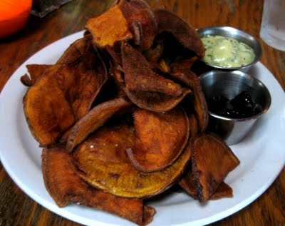 Sweet potato fries with tarragon mayo and blackberry-jalapeno jam!: Sweet Potato Fries, Sweet Potatoes Fries, Blackberry Jalapeno Jam, Tarragon Mayo