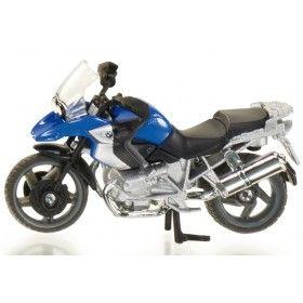 Siku - Diecast Model BMW Motorbike R1200 GS