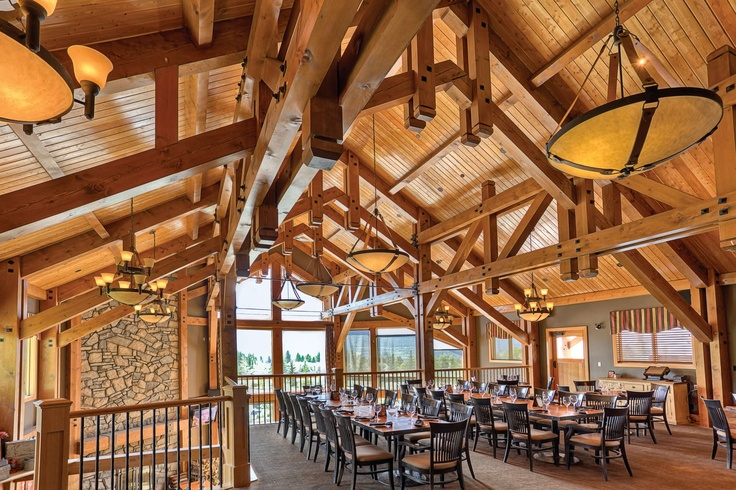 canadian timberframes ltd.   another amazing ceiling