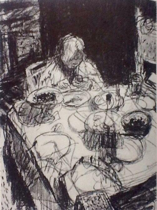 Bonnard (Reminds me a bit of some of Patrick Heron's interiors).