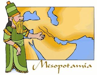 Ciao bambini: Storia: Mesopotamia
