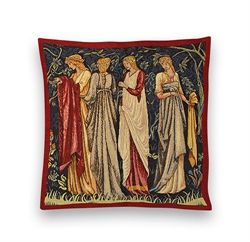 William Morris pudebetræk - Ladies of Camelot