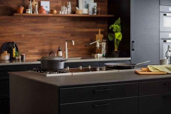 Idée relooking cuisine - idée déco de cuisine moderne avec ...