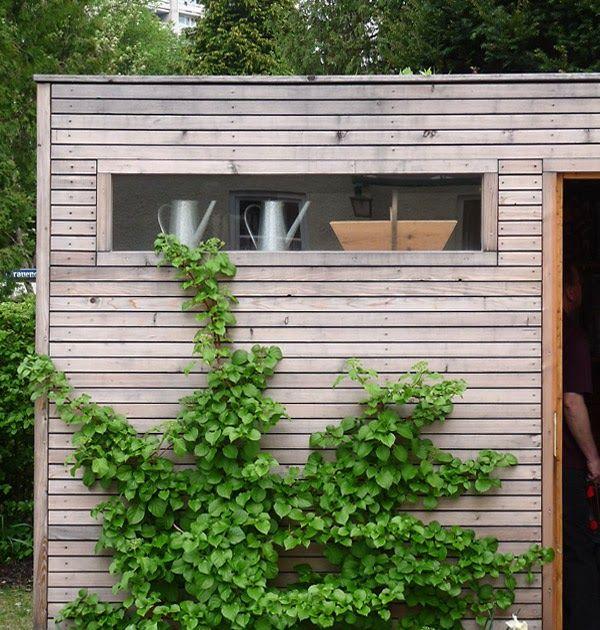25+ Best Ideas About Garten Geräteschuppen On Pinterest ... Gartenhaus Mit Schuppen Camping Bilder