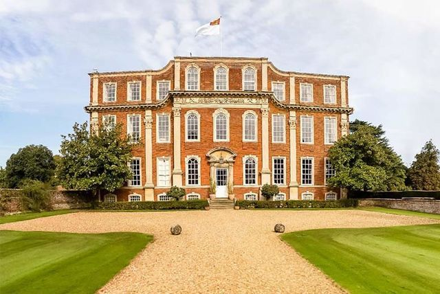 4* Chicheley Hall, 3-Course Dinner & Afternoon Tea for 2