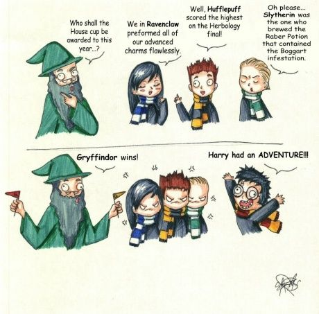 harry potter humor | Harry Potter humor is the best | Always. Lol kind of true if I was in another house I would hate gryffindor