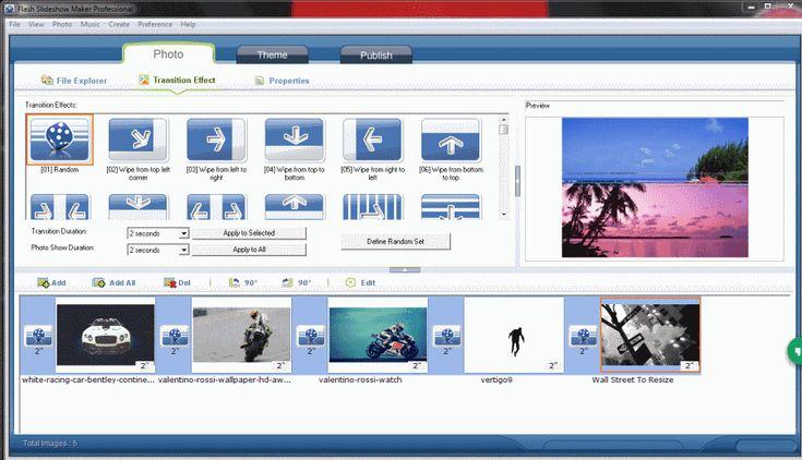 Download flash slideshow maker 5.10