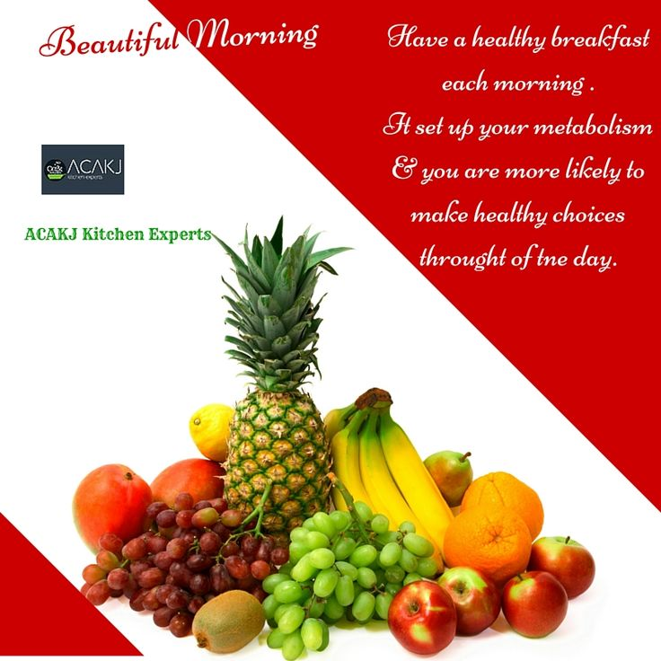 Eat Break fast like a King with a #beautifulmorning Have a Nice Day #ACAKJKitchenExperts