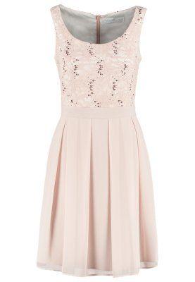Dieses elegante Kleid überzeugt mit Details. Young Couture by Barbara Schwarzer Cocktailkleid / festliches Kleid - peach für 159,95 € (17.01.16) versandkostenfrei bei Zalando bestellen.