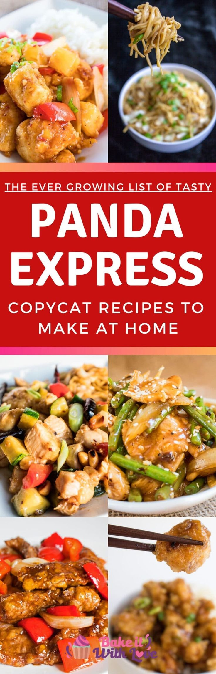 Jun 16, 2020 – All of my Panda Express Recipes listed on one recipe index page, from chicken, shrimp and beef entrees to…