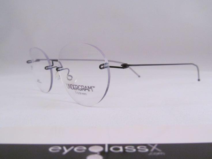 1000+ images about Worlds Lightest Eyeglasses Undergram ...