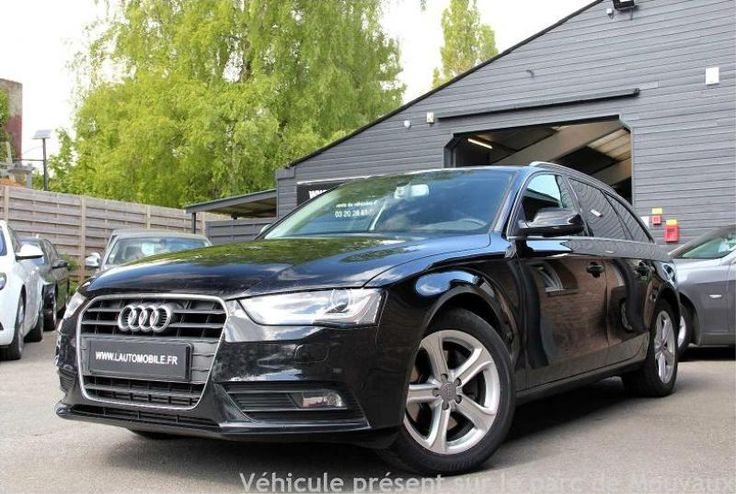 OCCASION AUDI A4 IV (2) AVANT 3.0 V6 TDI 204 BUSINESS LINE MULTITRONIC