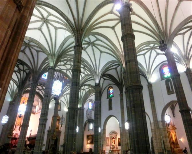 Catedral de Santa Ana interior, Las Palmas de Gran Canaria