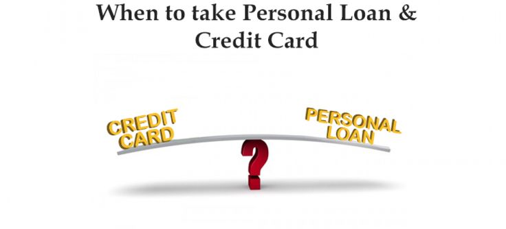 Personal Loan or Credit Card? Which is the better? For more details visit us on -  http://blog.ruloans.com/personal-loan/