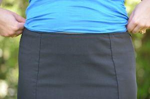 The Jessica Maternity Skirt by Ljb Maternity http://www.ljbmaternity.com.au
