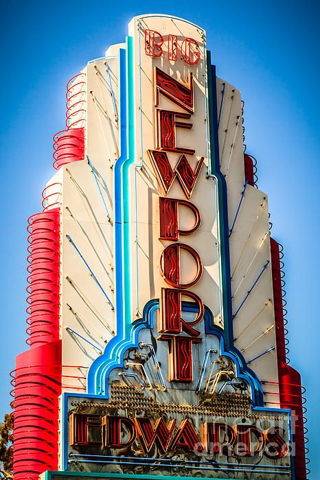 Edwards Theatre Newport Beach Ca