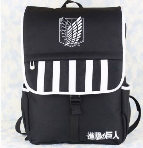Attack on tittan bagpack <3