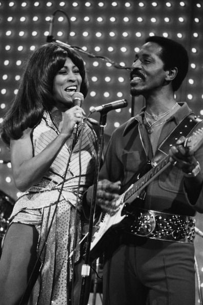 SPECIAL Episode 22 Aired 2/8/74 Pictured Tina Turner Ike Turner