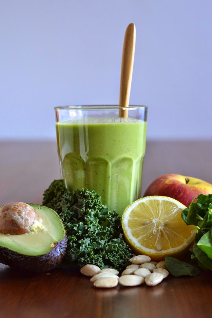 Simple comme le smoothie Green Dream de M&A