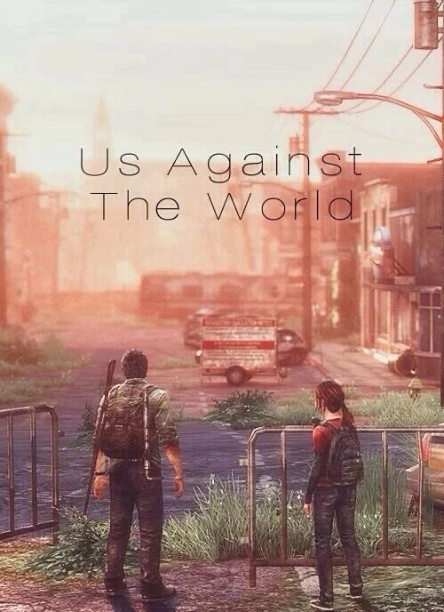 I love this game so much. I love the art in the game, the story line, and the characters! ❤So much love. The Last Of Us
