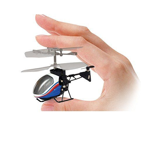 Silverlit Nano Falcon - Smallest 3-Channel I/R Remote Control Helicopter In The World (Assorted Colours) by Silverlit SilverLit http://www.amazon.com/dp/B00U8997ZC/ref=cm_sw_r_pi_dp_jQrFvb0JSMED1  $85.90