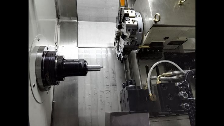 Turning and Milling machine center