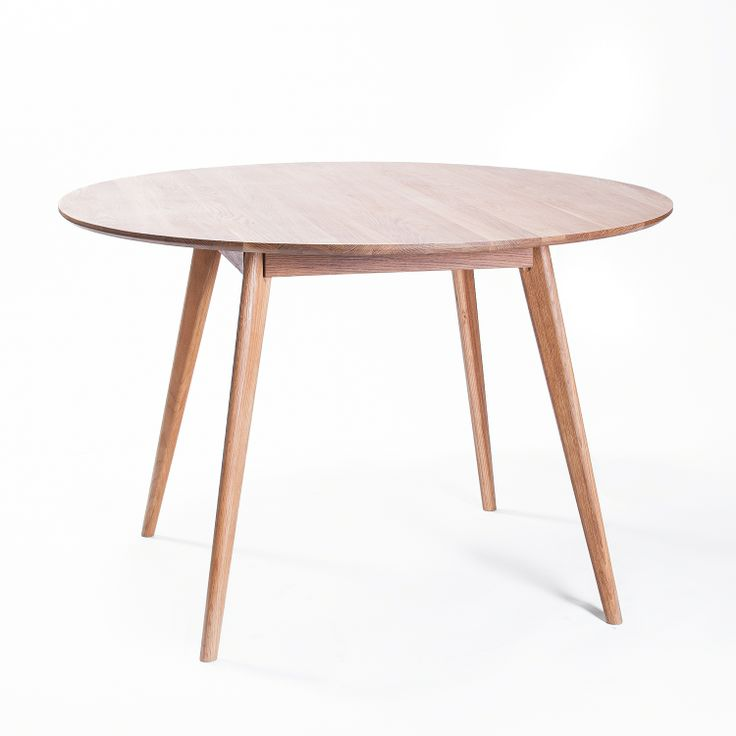 Nordik matbord, ek från Select21 – Köp online på Rum21.se