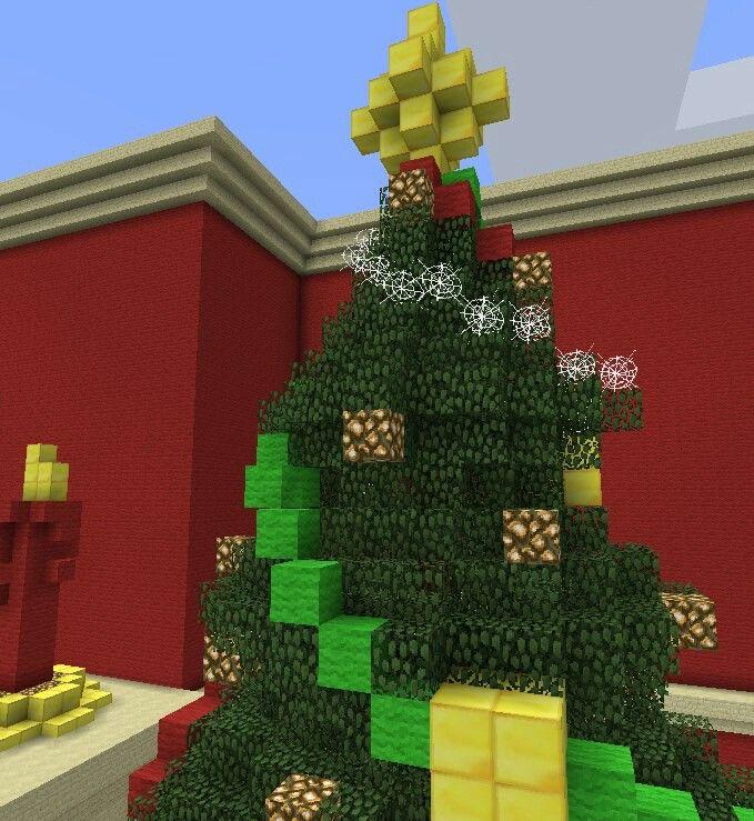 Minecraft Christmas   Minecraft pictures, Minecraft garden ...