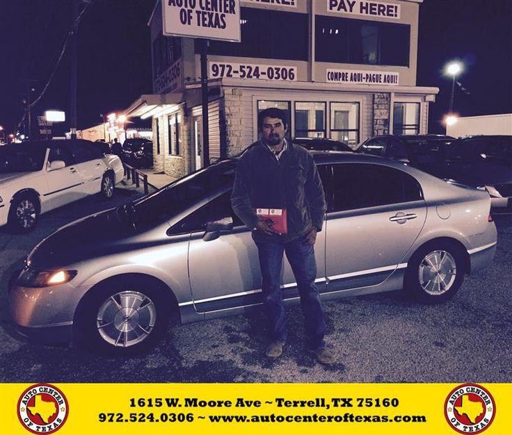 https://flic.kr/p/DemUwx   Happy Anniversary to Mario on your #Honda #Civic Hybrid from Sergio Betancourt at Auto Center of Texas!   deliverymaxx.com/DealerReviews.aspx?DealerCode=QZQH