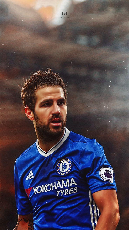 Cesc Fabregas | Chelsea | Wallpaper | Lockscreen