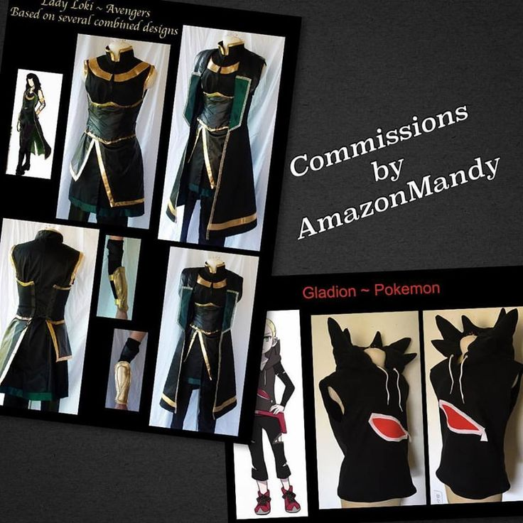 Another recent cosplay commission: Lady Loki: Avengers/Thor Gladion: Pokemon   For more of my work: Instagram- AmazonMandy  For a commission message me on Facebook, CommissionsByAmazonMandy