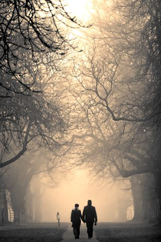 Hand in hand #tree #walk #photography