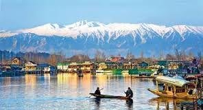 Kashmir is the heaven of earth