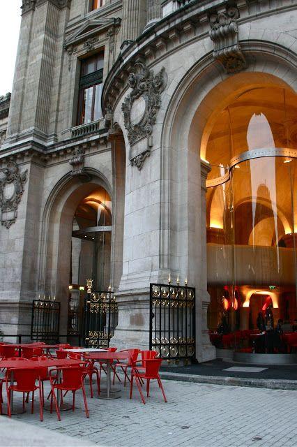 L Opera Restaurant Paris I Remember Walking By Here