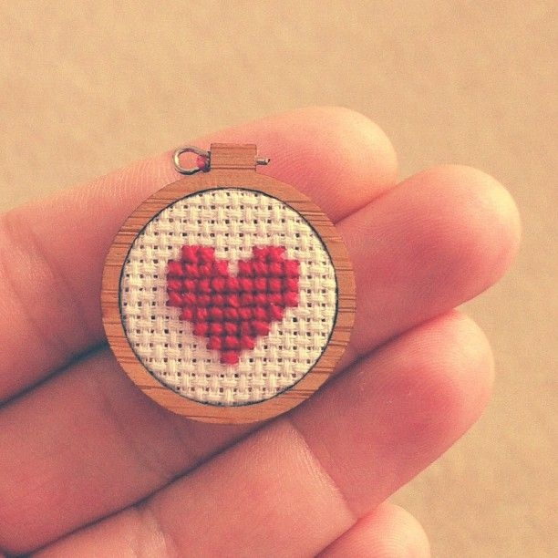 Photo and Cross Stitch by Hollie Harris