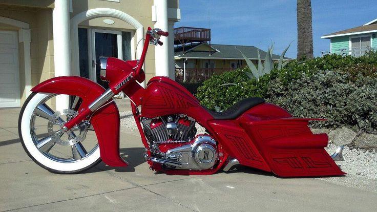 Harley Davidson Bagger...
