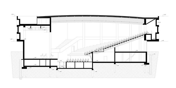 Gallery of Palanga Concert Hall / Uostamiescio projektas - 24