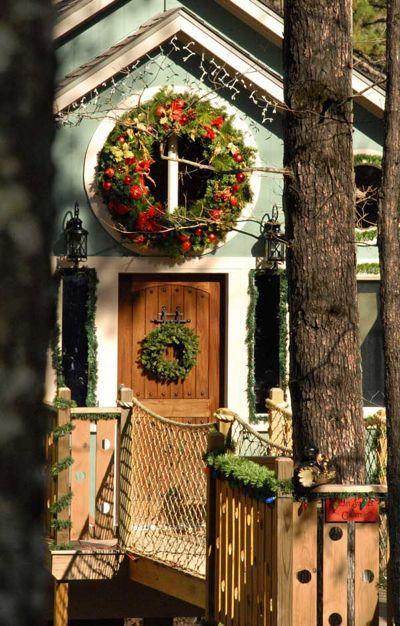 The Grand Treehouse Resort   Eureka Springs, Arkansas   Sanctuary Treehouse