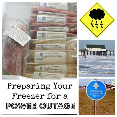 frozen food safety during a power outage survival freezers and the o 39 jays. Black Bedroom Furniture Sets. Home Design Ideas