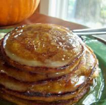3 Ways to Make Gluten-Free Pumpkin Pancakes: Gluten-Free Pumpkin Pancakes