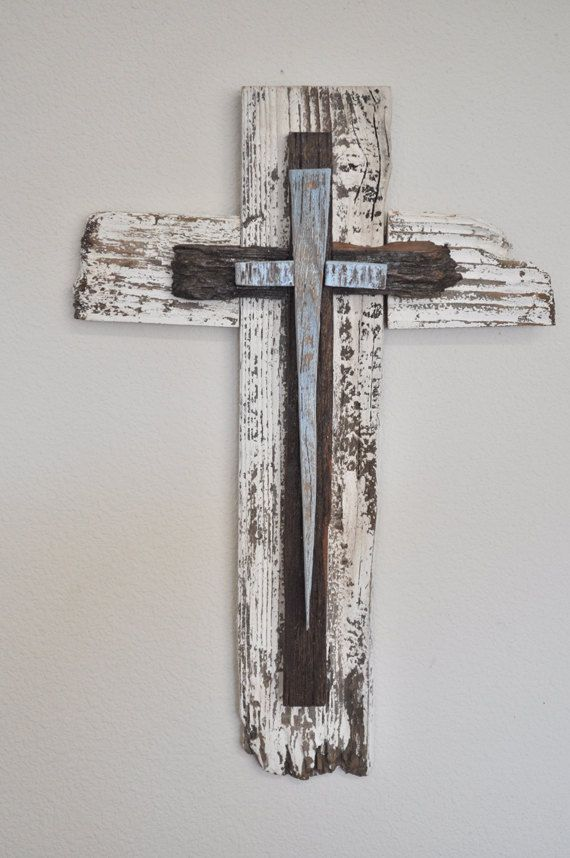 938 Best Wall Crosses Images On Pinterest Wood Crosses