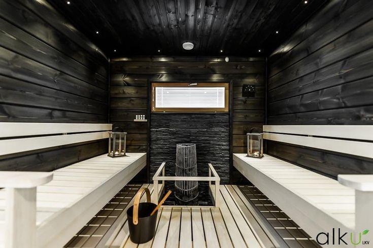Sama sauna lähempää /Etuovi.com