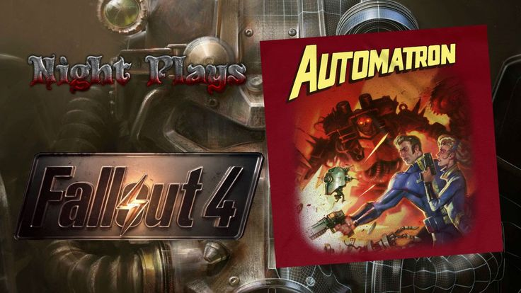 Fallout 4: AUTOMATRON DLC LIVE GAMEPLAY [PART 5]
